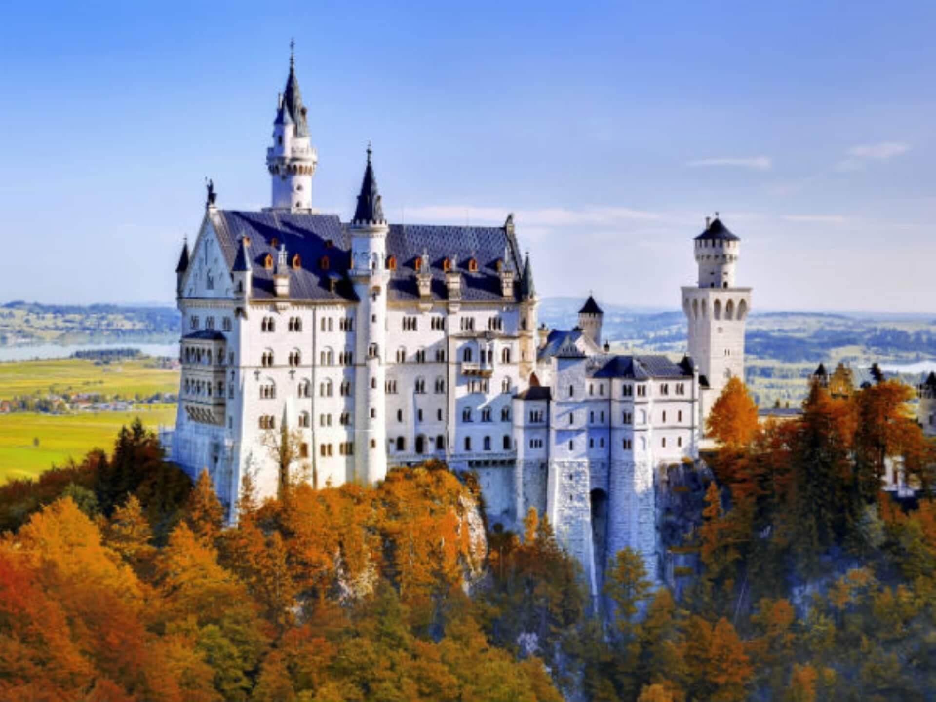 germany Neuschwanstein Germany
